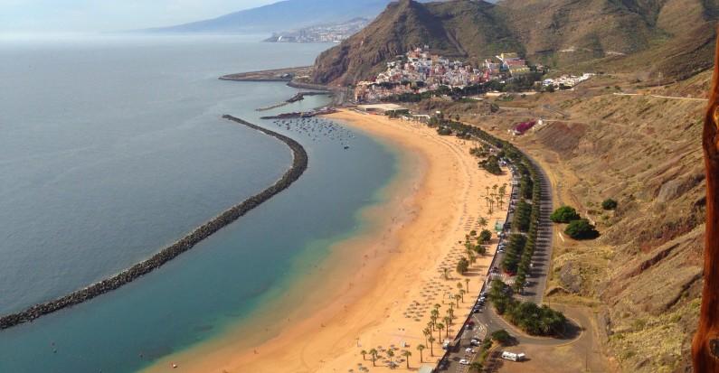 Vamos a la playa – przewodnik po plażach Teneryfy